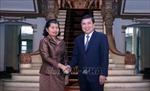 Thúc đẩy hoạt động đầu tư, phát triển quan hệ Việt Nam - Campuchia
