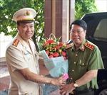 Đại tá Lê Tấn Tới giữ chức vụ Cục trưởng Cục Tổ chức cán bộ, Bộ Công an 