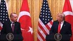 Nới 'nút thắt vĩnh cửu' giữa Mỹ - Thổ Nhĩ Kỳ
