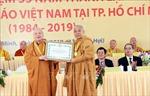 Kỷ niệm 35 năm thành lập Học viện Phật giáo Việt Nam tại Thành phố Hồ Chí Minh