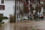 Mưa lũ nghiêm trọng tại nhiều vùng ở Pháp