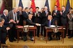 Thỏa thuận thương mại Mỹ - Trung: Bước đi thử thách niềm tin