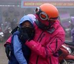 Vùng núi cao Lào Cai có rét hại, bao phủ trên diện rộng