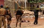 Tấn công khủng bố ngôi làng ở miền Bắc Burkina Faso, ít nhất 36 người bị sát hại