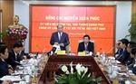 Thủ tướng Nguyễn Xuân Phúc làm việc với Đài Tiếng nói Việt Nam