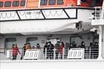 Hong Kong cho cách ly nhóm du khách đầu tiên trở về từ tàu Diamond Princess