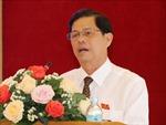 Ông Nguyễn Tấn Tuân được bầu giữ chức Chủ tịch UBND tỉnh Khánh Hòa