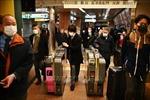 Dịch COVID-19: Mỹ nâng mức cảnh báo đi lại tới Nhật Bản, Hàn Quốc