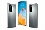 Mẫu smartphone P40 mới của Huawei 'nói không' với Google