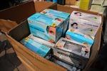 Hưng Yên: Phát hiện ô tô chở 6.500 khẩu trang y tế không rõ nguồn gốc
