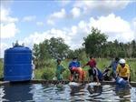 Nhiều hộ dân ở Bến Tre phải sử dụng nước sạch giá hơn 51.000 đồng/m3