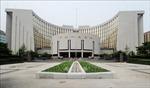 Dịch COVID-19: Trung Quốc giảm tỷ lệ dự trữ bắt buộc đối với các ngân hàng nhỏ và vừa