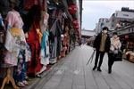 Nhật Bản ghi nhận 367 ca nhiễm mới virus SARS-CoV-2