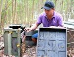 Đập phá hơn 30 thùng ong, đuổi đánh chủ trại vì lo nhiễm dịch COVID-19