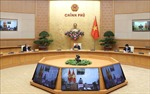 Thủ tướng chủ trì họp Thường trực Chính phủ về phòng, chống dịch COVID - 19