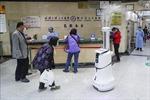 Robot có thể là người hùng trong cuộc chiến chống COVID-19