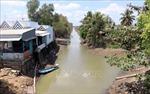 'Bão khô' bủa vây vùng đệm U Minh Thượng