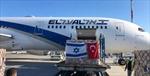 Máy bay Israel lần đầu hạ cánh tại Thổ Nhĩ Kỳ sau 13 năm