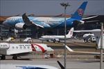 Trung Quốc phản đối Mỹ yêu cầu 4 hãng hàng không nước này nộp lịch trình bay