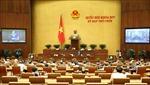 Ngày 26/5, Quốc hội cho ý kiến về Dự án Luật sửa đổi Luật Tổ chức Quốc hội và Luật Đầu tư (sửa đổi)