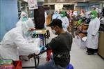 Dịch COVID-19: Indonesia ghi nhận số ca nhiễm mới trong ngày cao nhất