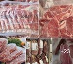Cẩn trọng với 'thịt lợn siêu thị' bán trên mạng xã hội