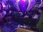 Xử lý vụ 24 đối tượng dương tính với ma túy tụ tập trong quán bar