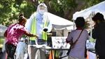 Dịch COVID-19: Mỹ ghi nhận số ca nhiễm mới trong ngày cao nhất từ trước đến nay