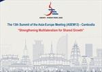 Campuchia chính thức thông báo hoãn Hội nghị ASEM 13 do dịch COVID-19