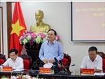 Bộ Giáo dục và Đào tạo làm việc tại Hà Nam về công tác chuẩn bị cho kỳ thi tốt nghiệp THPT