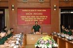 Thường vụ Quân ủy Trung ương thông qua công tác chuẩn bị Đại hội Đảng bộ Tổng cục II