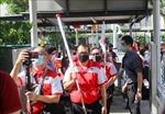 Kết thúc chiến dịch vận động tranh cử tại Singapore