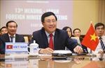 Hội nghị Bộ trưởng Mê Công - Nhật Bản lần thứ 13