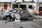 Tư lệnh lục quân Somalia thoát chết trong vụ đánh bom xe