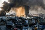 Vụ nổ ở Beirut: Liban đề nghị quân đội giám sát an ninh tại Beirut