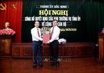 Điều động ông Tạ Đăng Đoan giữ chức Bí thư Thành ủy Bắc Ninh