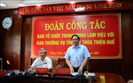 Trưởng ban Tổ chức Trung ương: 'Cần nhận diện Thừa Thiên - Huế trên cơ sở tiềm năng khác biệt'