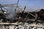 Ít nhất 10 người bị thiệt mạng trong các cuộc không kích ở Yemen