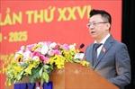 Đồng chí Lê Quốc Minh được bầu giữ chức Bí thư Đảng ủy TTXVN nhiệm kỳ 2020-2025