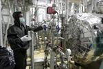 Iran, IAEA bắt đầu thảo luận về dấu vết urani chưa được giải thích