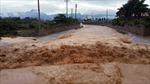 Cảnh báo báo lũ quét, sạt lở đất, ngập úng cục bộ tại các tỉnh Hà Tĩnh, Bình Định và Khánh Hòa