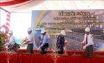 Khởi công, khánh thành nhiều công trình chào mừng Đại hội đại biểu Đảng bộ tỉnh Vĩnh Long lần thứ XI