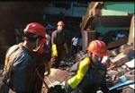 Sập nhà ở Ấn Độ khiến nhiều người thiệt mạng và bị chôn vùi