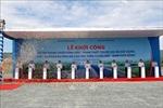 Khởi công dự án thành phần cao tốc Bắc - Nam, đoạn Vĩnh Hảo - Phan Thiết