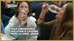Nghiên cứu: Phụ nữ Mỹ 'say sưa' nhiều hơn trong đại dịch COVID-19