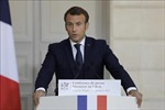 Tổng thống Pháp khẳng định tình đoàn kết 'không thể bàn cãi' với Hy Lạp và CH Cyprus