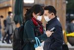 Số ca mắc mới COVID-19 tại Hàn Quốc tăng trở lại mức 3 con số