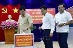 Cà Mau, Đồng Nai sẻ chia khó khăn với đồng bào miền Trung