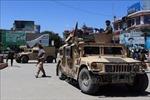 Quân đội Afghanistan không kích các mục tiêu Taliban