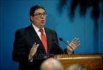 Cuba chỉ trích các phát biểu của Ngoại trưởng Mỹ